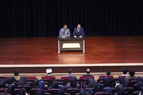 نشست دانشجویی ایران و آمریکا؛ با حضور دبیرکل حزب ندای ایرانیان
