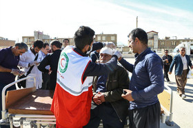 آمادگی پذیرش۳۰۰ مصدوم در بیمارستان های اصفهان / سه مصدوم در بیمارستان الزهرا بستری شدند