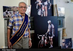 قهرمانی دوچرخهسوار اصفهانی در مسابقات پیشکسوتان کشور