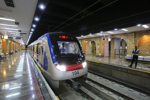 Imam Hossein & Inqleb metro stations to be available by yearend