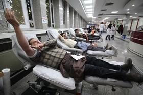 اهدای خون ۱۲۲ هزار و ۵۰۰ اصفهانی در ۱۱ ماه امسال