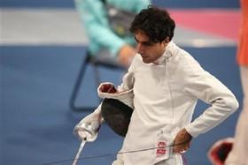 شمشیرباز اصفهانی مسافر جام جهانی شد