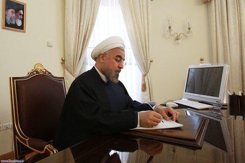 روحانی رئنیس جمهور