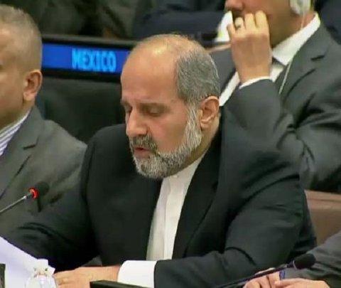 قطعنامه ضد ایرانی کانادا دهن کجی به حقوق بشر است