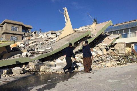 Iran's quake death toll rises to 432