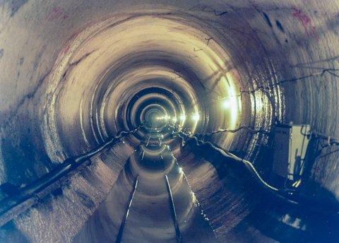 تونل سوم کوهرنگ