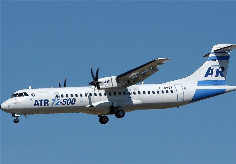 تحویل ۸ هواپیمای ای.تی.آر جدید به ایران تا ۲ ماه آینده