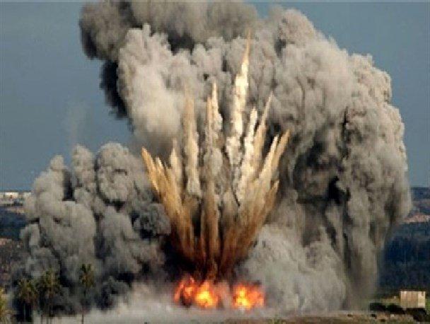 شهادت یک مرزبان بر اثر انفجار مین در منطقه مرزی بانه