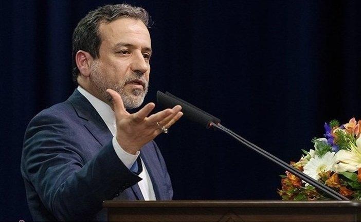 تماس عراقچی با سفیر سوئیس و ابلاغ اعتراض شدید جمهوری اسلامی ایران به دولت آمریکا