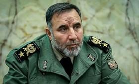 توزیع ۲۲۰۰ تخته پتو توسط ارتش در چهارمین شب زلزله کرمانشاه