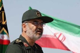 جانشین فرمانده کل سپاه از مناطق زلزله زده بازدید کرد