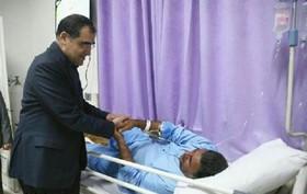 اقدامات درمانی مصدومان، پس از ترخیص از بیمارستان ادامه دارد