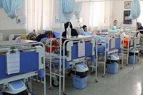 بستری۳ مصدوم زلزله در بیمارستان الزهرا / آمادگی پذیرش۳۰۰ مصدوم در بیمارستان ها اصفهان