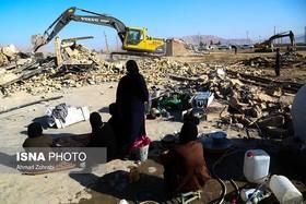 دیگر جسد یا مصدومی در آوارهای روستایی وجود ندارد/ شناسایی ۹۶ مورد معلولیت ناشی از زلزله