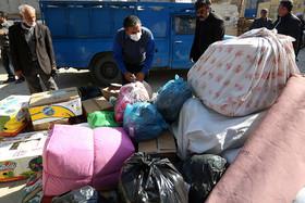 مردم به شایعات مبنی برسرقت کمکهای مردمی به زلزله زدگان توجه نکنند