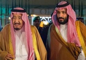 ملک سلمان درباره خاورمیانه تصمیم میگیرد نه پسرش