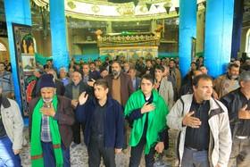 تبلور بصیرت و ارادات به امام رضا(ع) در تجمع عظیم عزاداران در ورنامخواست