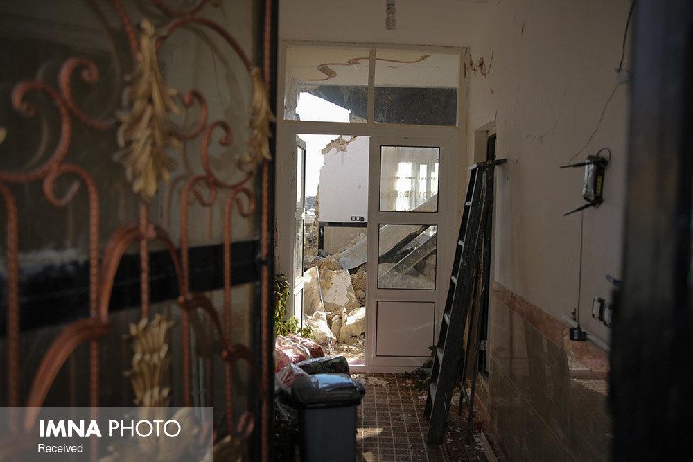 زلزله سمیرم خسارتی نداشته است