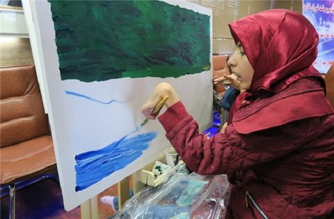 Art therapy neglected in medical treatments