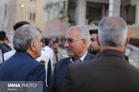 Isfahan councilors in Kermanshah