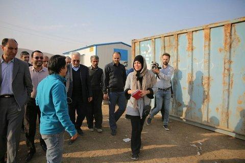 Isfahan Municipality Ready to Help Iranian Quake-stricken People