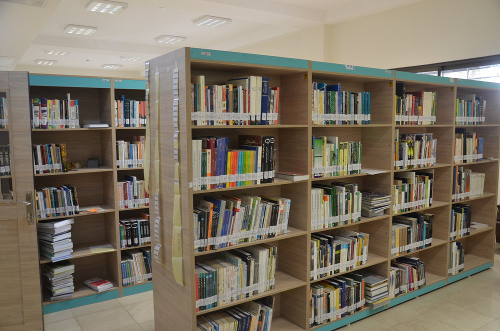 راه اندازی مجدد کتابخانه تخصصی در معاونت شهرسازی شهرداری اصفهان