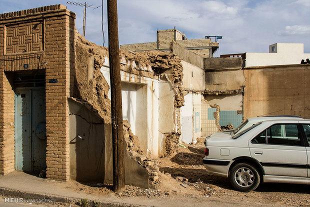 ۲۰ درصد مساحت اصفهان بافت فرسوده است