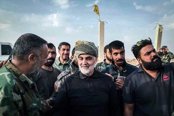 آصفری: انتقام سختی در انتظار عاملان و قاتلان سردار سلیمانی است