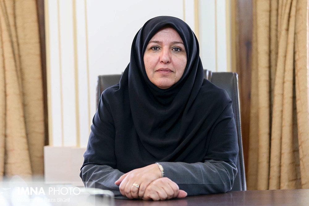 گفتگوی ویژه با اولین بانوی مدیر منطقه در شهرداری اصفهان