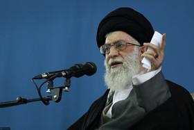 مقام معظم رهبری: ملت ایران نشان داده است که اراده اش قوی است