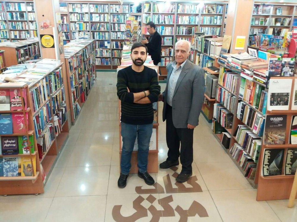 کافه کتاب چیزی فراتر از یک کتابفروشی است