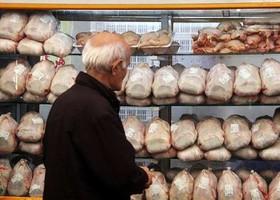 قیمت مرغ در اصفهان پَر کشید/ضرر مرغداران با وجود بازار گران