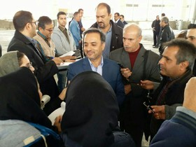 بهرهبرداری از طرح توسعه ترمینال پروازهای خارجی و CIP فرودگاه اصفهان تا پایان سال ۹۷