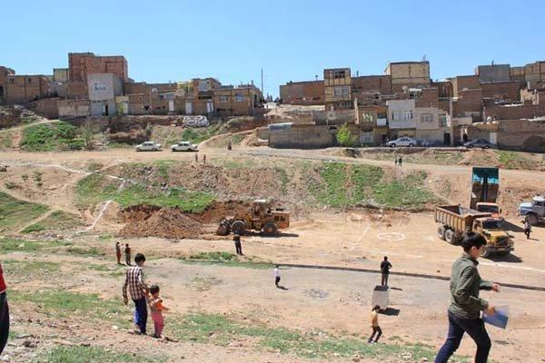 سکونت ۲۳ درصد جمعیت کلانشهر اراک در محلات حاشیهای