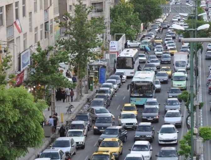 لغو طرح ترافیک تهران/آغاز فعالیت اتوبوسهای شهری تبریز