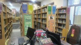 کتابخانه عمومی فریدن جزو پنج کتابخانه برتر استان است