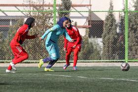 ممنوعیت اصفهانی برای ثبت تصاویر فوتبال بانوان!