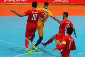 کام فوتسال اصفهان تلختر شد/ شکست، پایان کار گیتیپسند