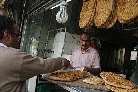 توقف افزایش قیمت نان/نانوایان اجازه افزایش نرخ ندارند
