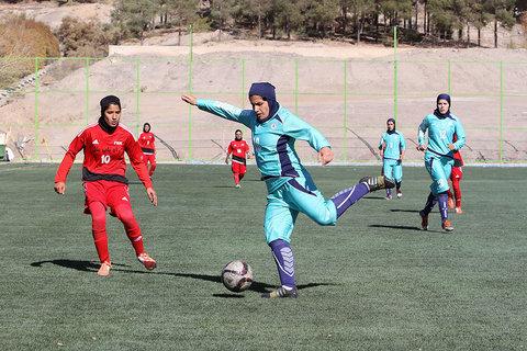 فوتبال بانوان لیگ برتر تیم ذوب اهن