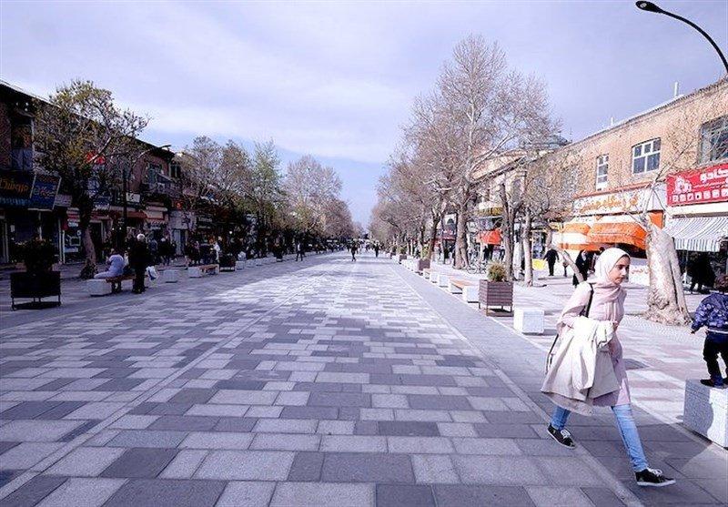 فرآیند آماده سازی محیط در شهرهای پیاده مدار