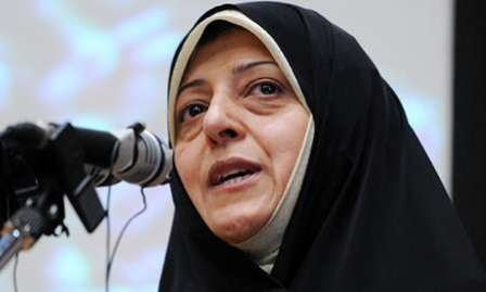 Women can enter stadiums: Iranian VP