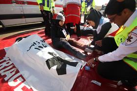 هیچ موردی از بیماری واگیر در مناطق زلزله زده شایع نشده است/نیروهای بهداشت در حال آماده باش