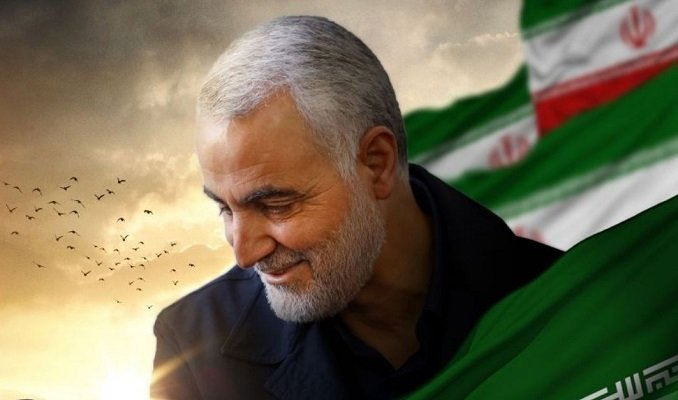 نامگذاری بلواری در بویینمیاندشت به نام شهید سلیمانی