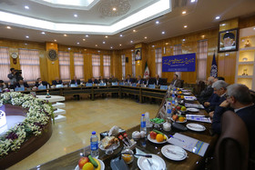 شانزدهمین اجلاس روسای دانشگاه های سطح یک کشور