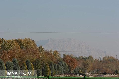 Isfahan, air pollution