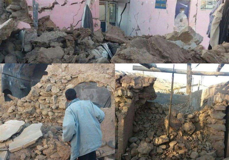 مقاومسازی ساختمانها مانع از خسارت زمین لرزه کرمان شد