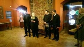 'Charisma of Iran' draws Ukrainian attention