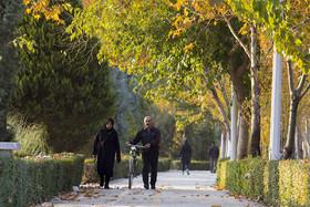 پاییز هزار رنگ اصفهان ...