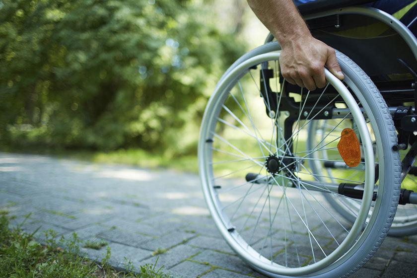 مناسب سازی پارکهای ماسال برای معلولان